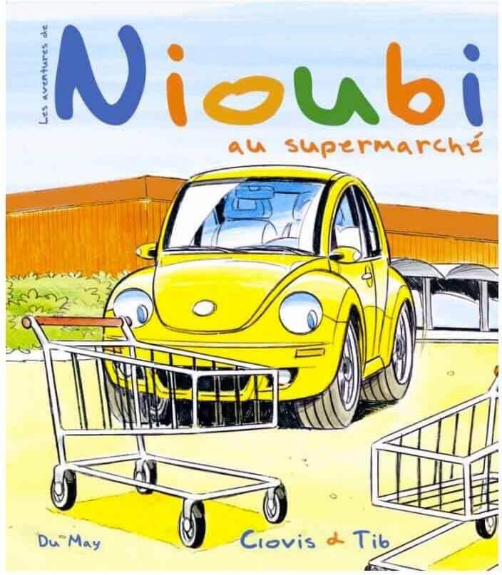 Nioubi au supermarché