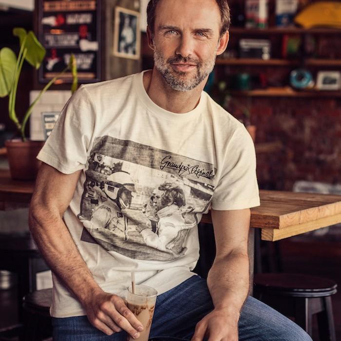 T-shirt Talk Eggshell