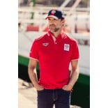 Polo Gulf United rouge
