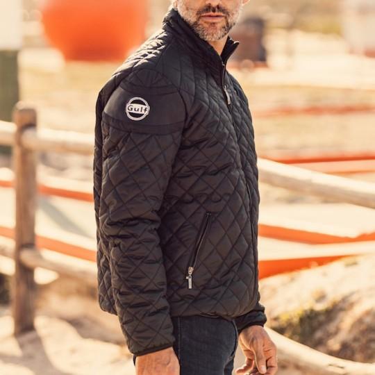 Alcott Quilted Gulf Jacket black