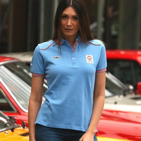 Polo Gulf Speed Cobalt Femme