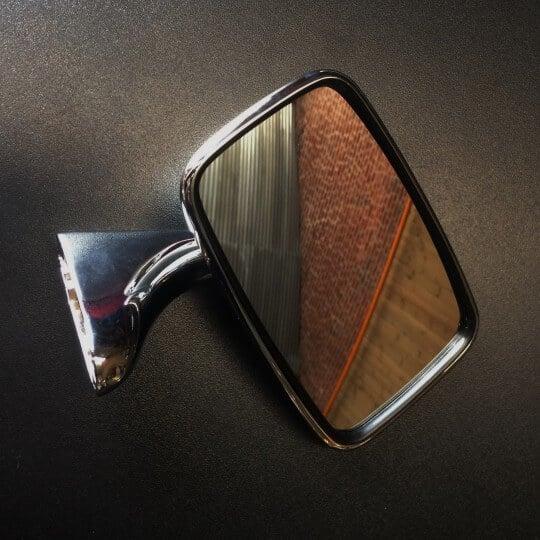 Right mirror MGB / MGC