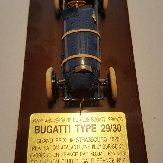 Bugatti MCM Atalante