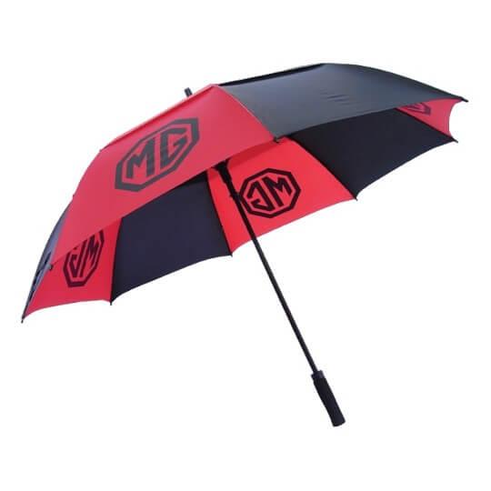 Parapluie MG Rouge et Noir