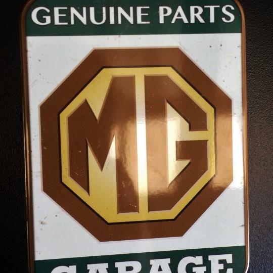 Boîte MG