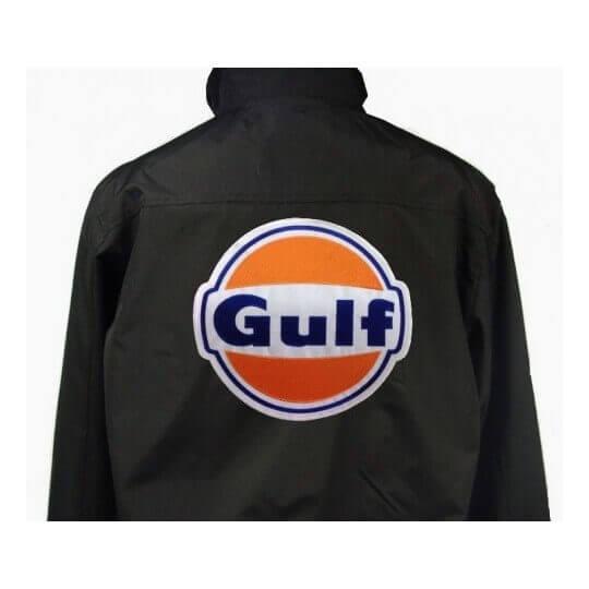 Large GULF crest 22x20cm