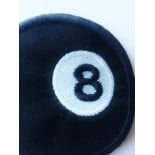 8'' ball patch