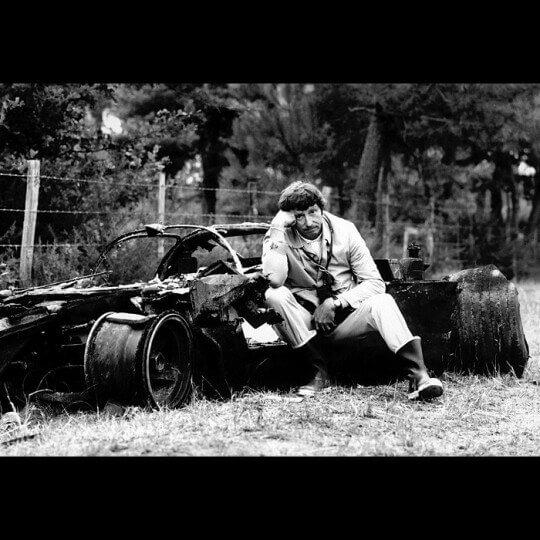 Le Mans 12 André de Lourmel