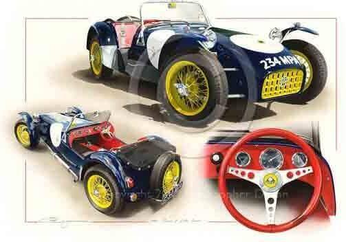 Lotus Seven Series One