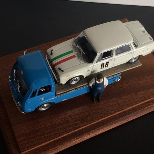 Porte-auto Alfa Romeo