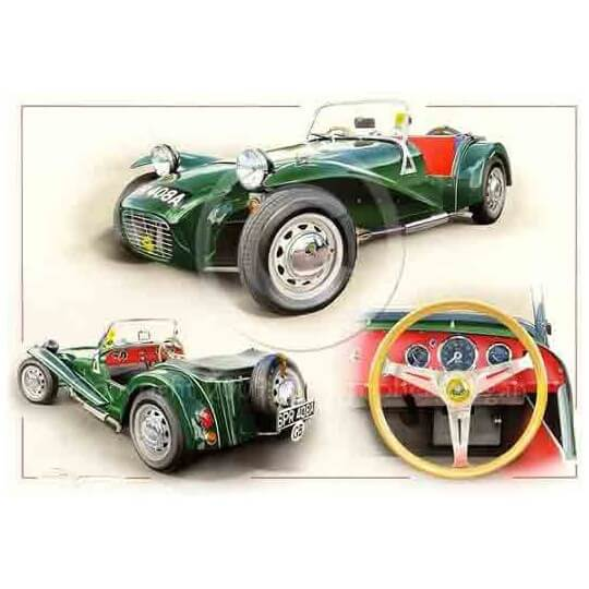 Lotus Seven Series II