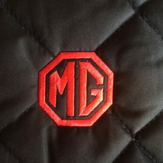 Veste sans manche MG noir2
