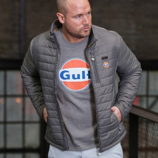 Blouson Gulf Performance Jkt Grey