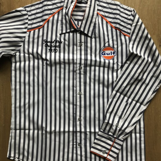 Chemise Gulf Charlston mixed