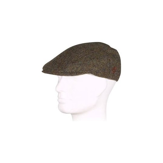 Casquette tweed MG