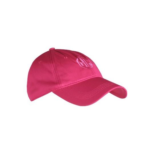 MG pink cap