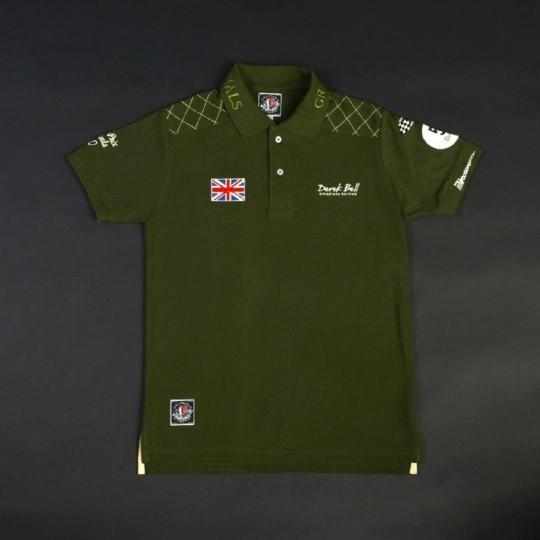Polo Gulf 5 Times Racing Green