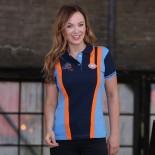 Polo Gulf femme 1st Victory Team