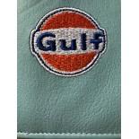 Portefeuille GULF bleu ciel