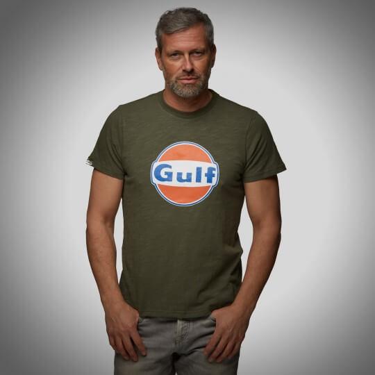 Gulf Olive T-shirt