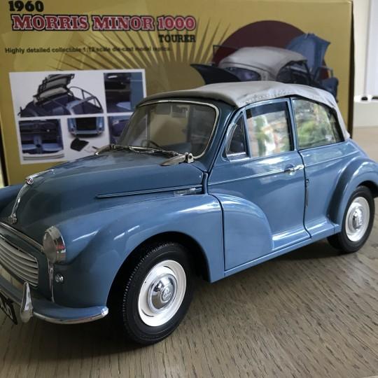 Morris Minor 1000 Tourer 1960 1.12