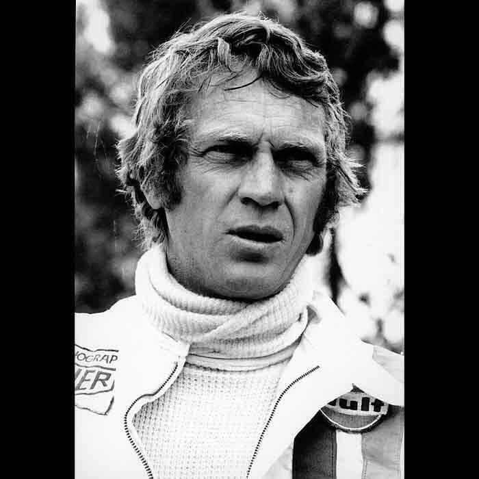 Steve Mc Queen Le Mans 2