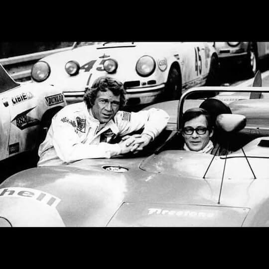 Steve Mc Queen Le Mans 4