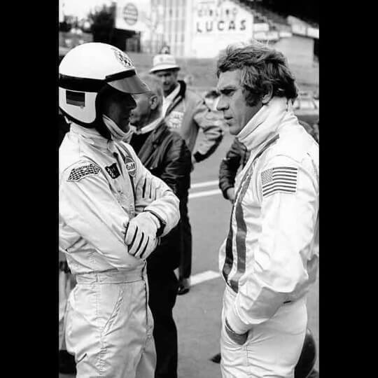 Steve Mc Queen Le Mans 6