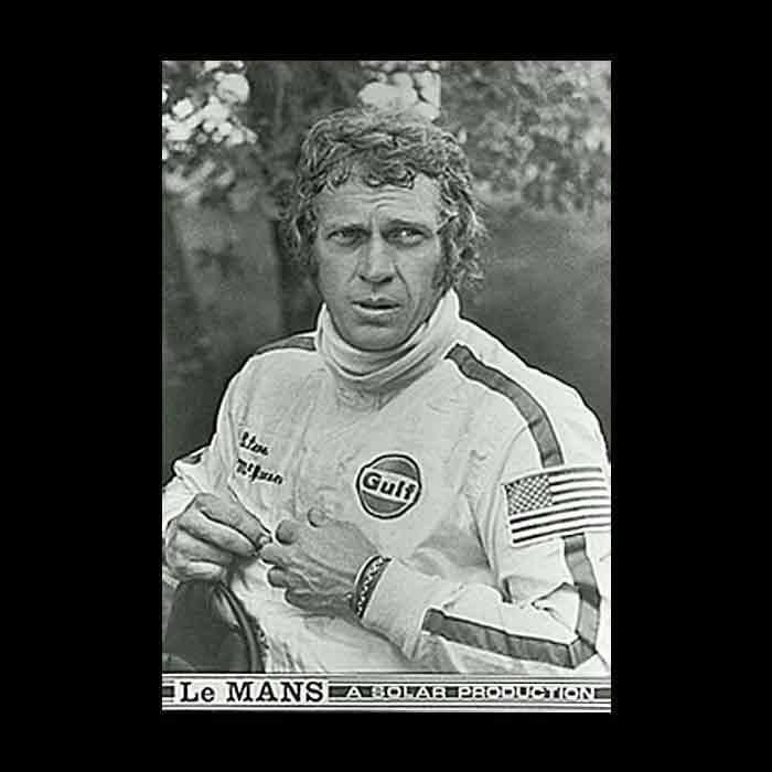 Steve Mc Queen Le Mans 7