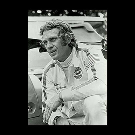 Steve Mc Queen Le Mans 8