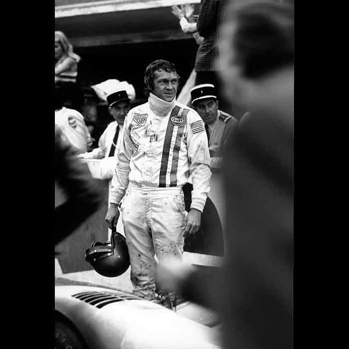 Steve Mc Queen Le Mans 9