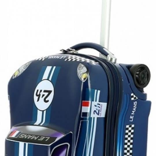 Suitcase 24h Le Mans child racing car 45cm