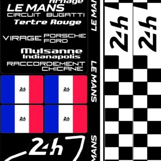 Valise 24H LE MANS Trolley 55cm