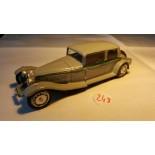 BUGATTI RD MARMANDE T46 1930