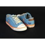 Chaussures Gulf Sneakers bleu ciel