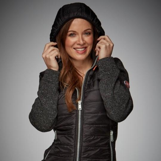 Veste GULF Sporthoody à capuche femme