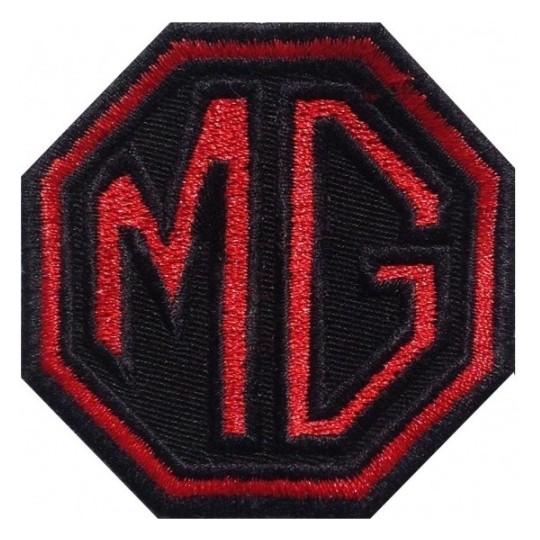 ÉCUSSON MG 6X6 CM