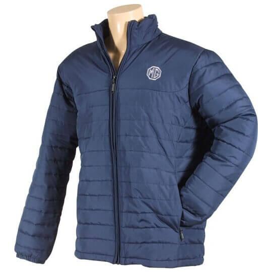 MG light jacket navy blue