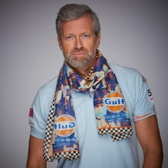 Foulard GULF New Pilot