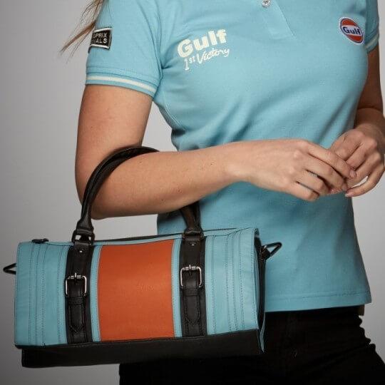 Sac à main bowling Femme GrandPrix Originals bleu ciel