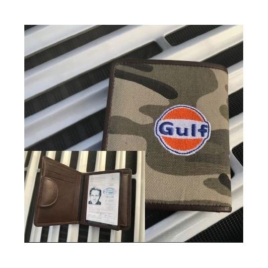 GULF wallet camouflage