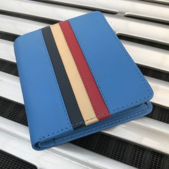 Gulf wallet turquoise