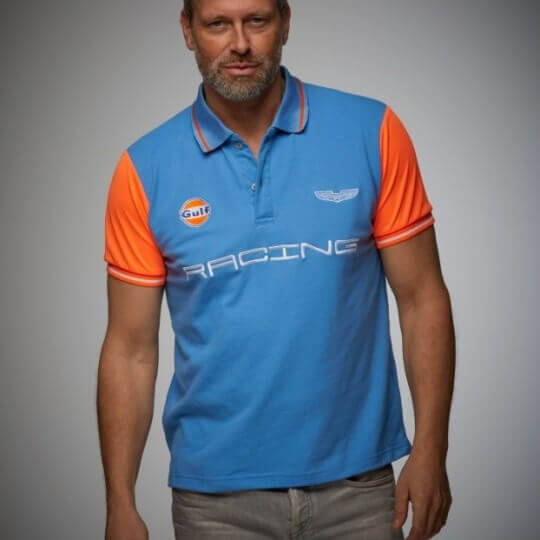 Polo Gulf Newsport Cobalt
