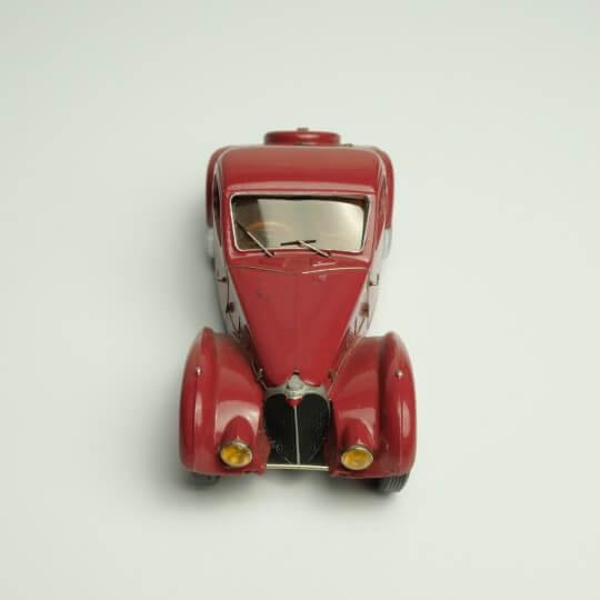 BUGATTI AURORE MODELES T57S ATALANTE 1939