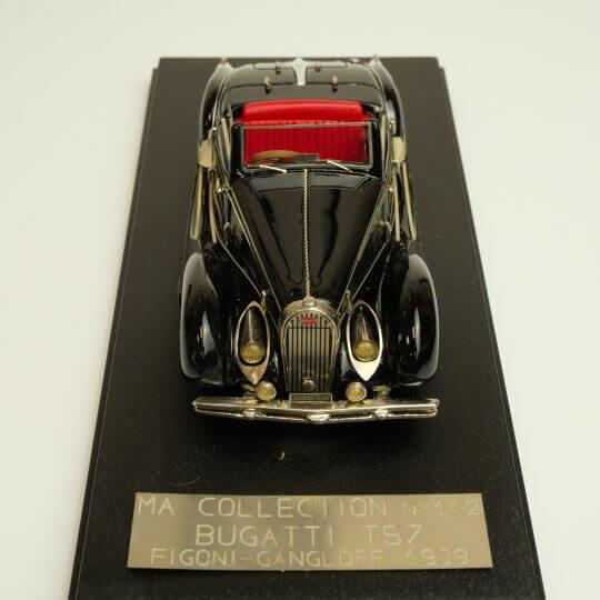 BUGATTI MA COLLECTION T57 1939