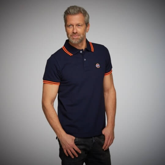 POLO GULF NAVY BLUE SUMMER